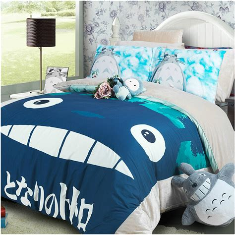 totoro bedroom popular totoro bed buy cheap totoro bed lots from china