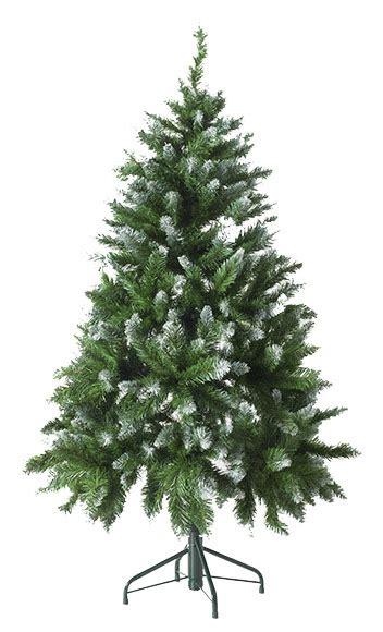 193 rbol de navidad verde de 150cm allison nevado ref