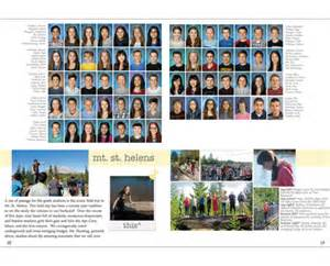 middle school yearbooks middle school spreads 2015 yearbook discoveries