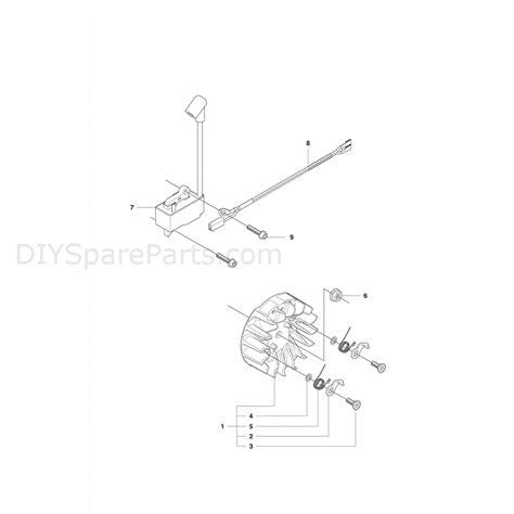 husqvarna 435 parts diagram husqvarna 435 chainsaw 2011 parts diagram ignition system