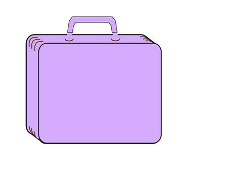 picture of a suitcase cliparts co
