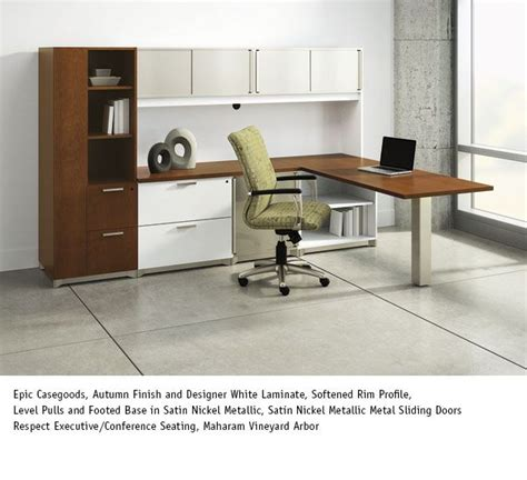 national office furniture epic casegoods with respect