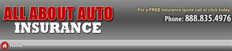 All Auto Insurance by Advantage 1 All About Auto Ins Home Page
