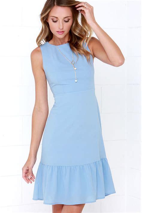 light blue dress midi dress sleeveless dress