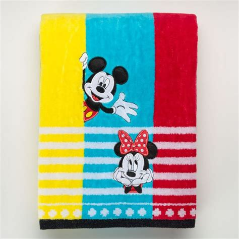 Jumping Beans Collection Jb26 A disney s minnie mickey mouse shower curtain collection by jumping beans disney disney