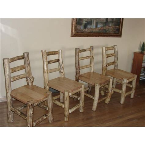 How To Make Log Furniture by How To Make Log Furniture Rustic Chair