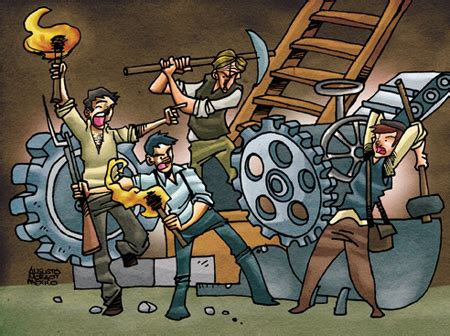 Imagenes En Movimiento Historia | el movimiento obrero causas or 237 genes ideolog 237 as