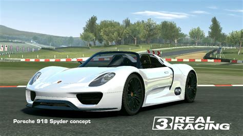 how much is a porsche panorama how much is the porsche 918 spyder concept in real racing