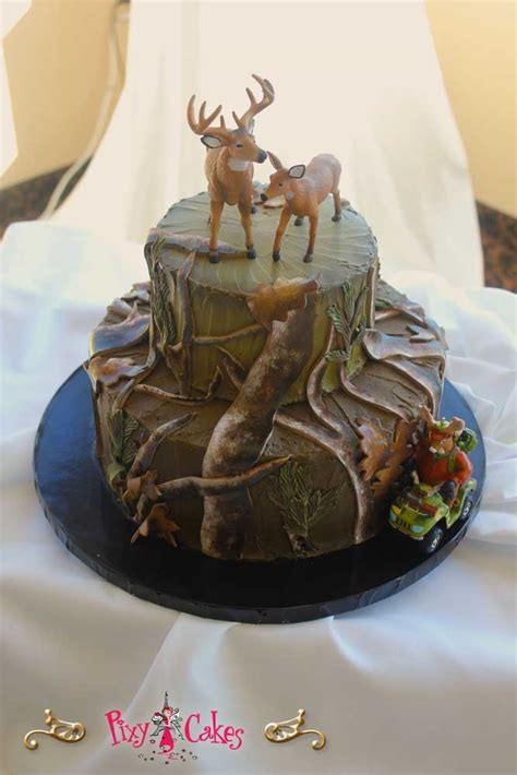 Photos: 20 Great Ideas for Hunting Cakes   Outdoorhub