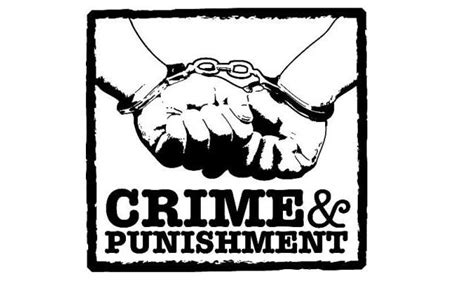 Crime And 1 vocabulary challenge types of punishments ingl 233 s m 225 laga