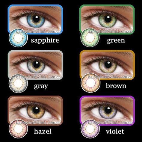 where can i buy colored contacts wholesale tri color contact lens korea cheap price colored