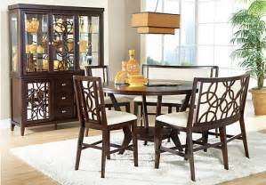 Rooms To Go Dining Room Cindy Crawford Home Highland Park Ebony 5 Pc Counter