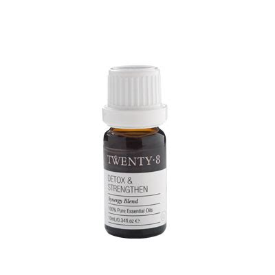 Synergy Detox Shoo Directions by Detox Strengthen Blend Shine From Within