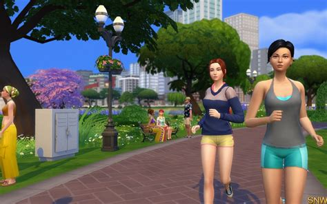 Sims 4 City Living Giveaway - the sims 4 city living on origin pc game hrk