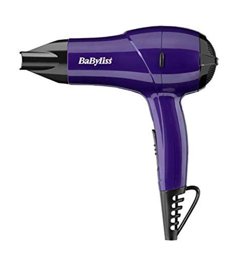 Babyliss Hair Dryer Roller babyliss 5282bdu 1200w multi voltage nano hair dryer brand new