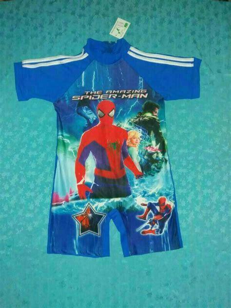 Baju Renang Anak Cowo Kelas 1 Sd jual baju diving anak laki2 kelas 5 6sd yurie house