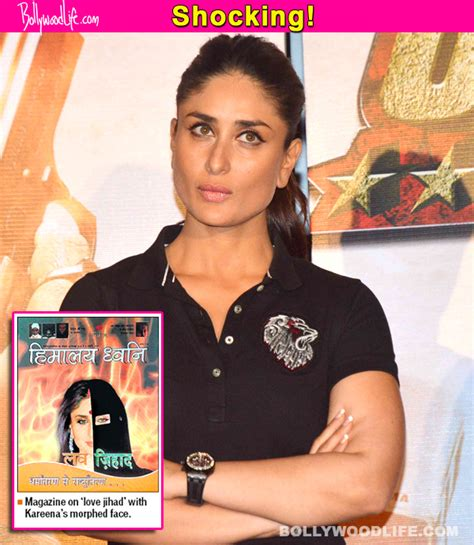 film love jihad kareena kapoor khan becomes the face of vhp s