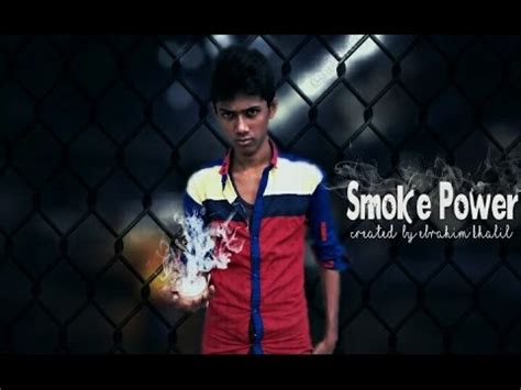 picsart manipulation tutorial picsart tutorial smoke power photo manipulation creative