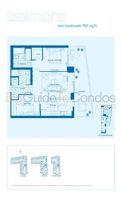 169 fort york blvd floor plans 209 fort york blvd reviews pictures floor plans listings