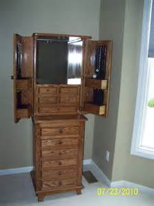 large jewelry armoire finewoodworking