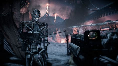 best game engine to mod the best terminator game may be fan made