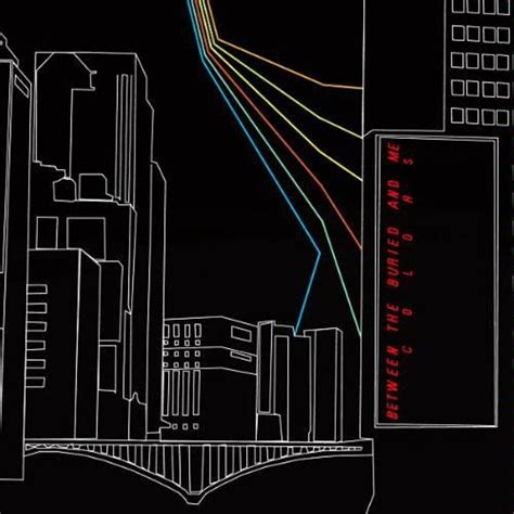 btbam colors between the buried and me colors reviews