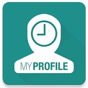 my profile android apps on play