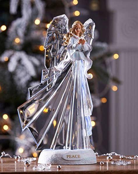 light up angel light up christmas angel fifty plus