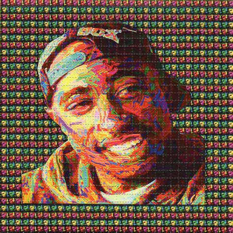 How To Make Flash Paper Without Acid - 2pac tupac blotter perforated acid paper kesey