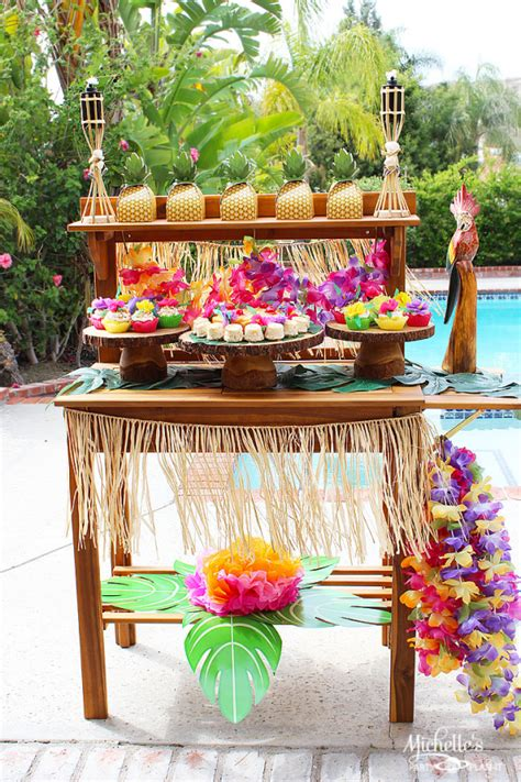 adult luau party ideas party ideas