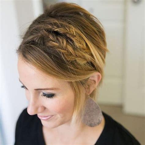 braided pixie cut 20 sweet braided short haircuts cute short hairstyles