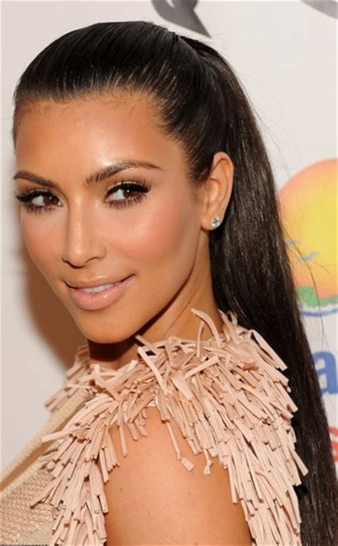mane n tail kim kardashian celebrity kim kardashian hair changes photos video