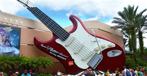 hollywood studios north little rock 8 fun facts about rock n roller coaster in walt disney