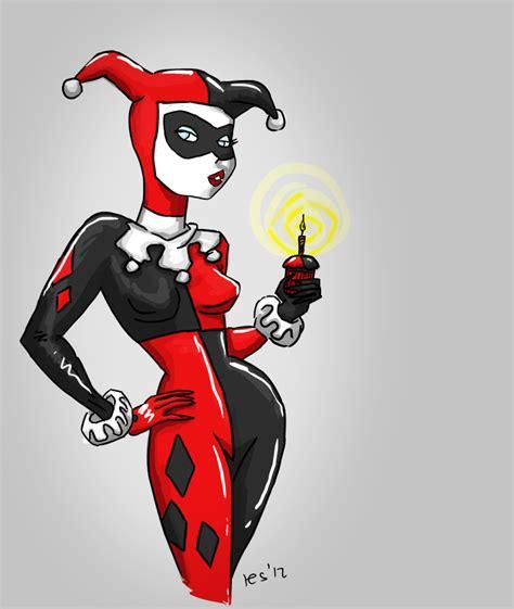 Harley Quinn Birthday Card Happy Birthday Harley Quinn Dc Universe Online Forums