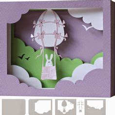 free shadow box card template 1000 images about kaartjies verskillende vorms on