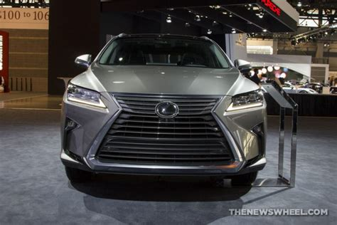 lexus silver 2017 2017 chicago auto show photo gallery see the cars lexus