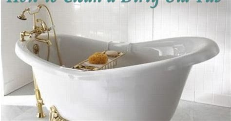 how to clean an old bathtub olivia cleans green how to clean a durty old tub