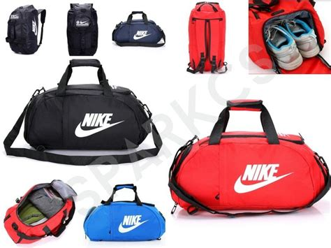 sports bag with shoe compartment free gift nike bag 3 ways 2 size 11street malaysia