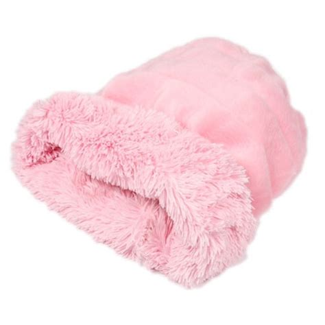 cuddle cup dog bed susan lanci cuddle cup dog bed pink mink shag luxury dog beds at glamourmutt com