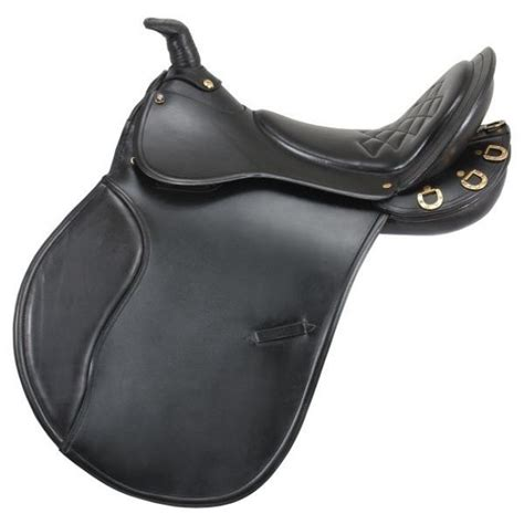 comfort saddle equiroyal comfort trail saddle w horn