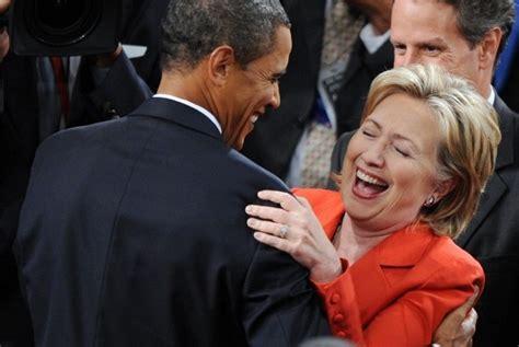 Obama Laughing Meme - laughing at obama