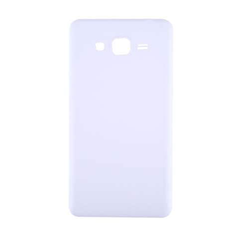 Samsung J2 Prime White replacement for samsung galaxy j2 prime g532 battery back cover white alex nld