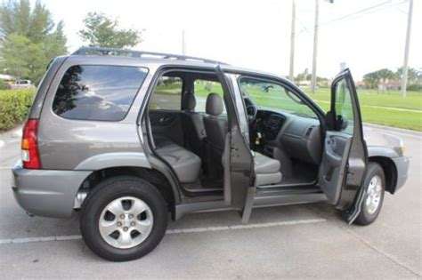 2002 mazda tribute type purchase used mazda tribute es 2002 in fort lauderdale