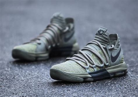 Sepatu Nike Air Zoom Kd X 10 nike kd 10 olive black sneakernews