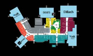 map mall of mall map of west town mall a simon mall knoxville tn