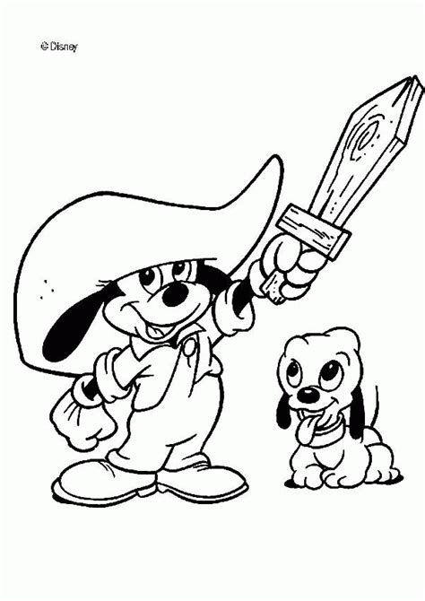Baby Mickey Mouse Coloring Pages Coloring Home - baby mickey mouse and friends coloring pages coloring home