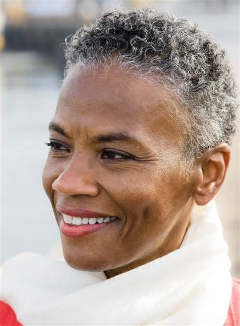 black hairstyles for gray hair 259 best older african american women hairstyles images on