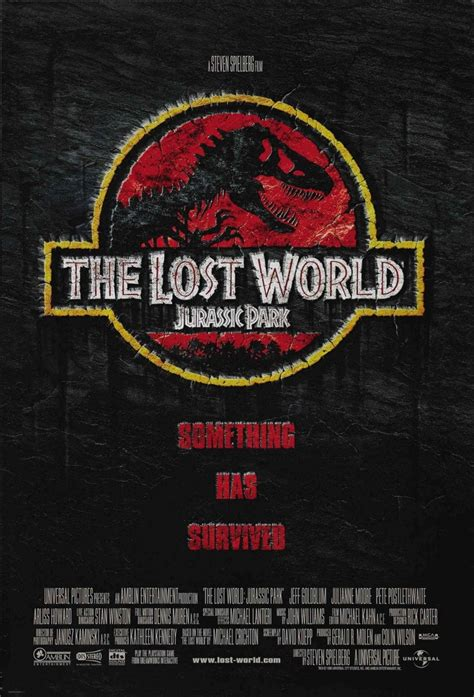 the lost world jurassic park jurassic park 2 revisited quot hang on this is going to be