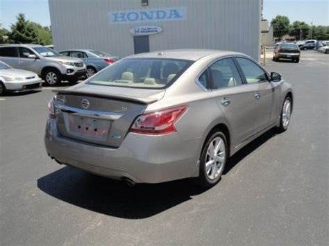 used 2013 nissan altima 2 5 sl find used 2013 nissan altima 2 5 sl in 3520 s cbell