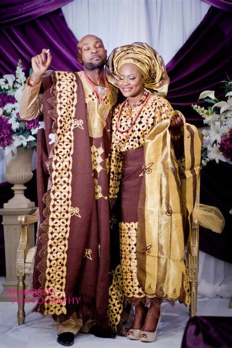Yoruba Wedding Attire 2015 by Yoruba Wedding Attire Fashion